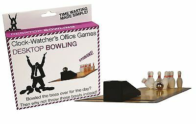Fizz Creation Office Games - Desktop Bowling Boxed 3073