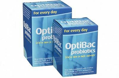Optibac Probiotics For Every Day - 60 and 180 Capsules