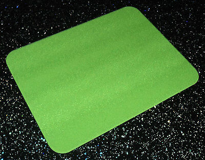 Tuftop Glass Chopping Board Modern Abstract Lime Green Kitchen Worktop Saver