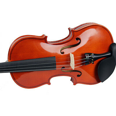 Axiom Beginners 1/4 Violin Outfit - Quality Student Quarter Size School Violin