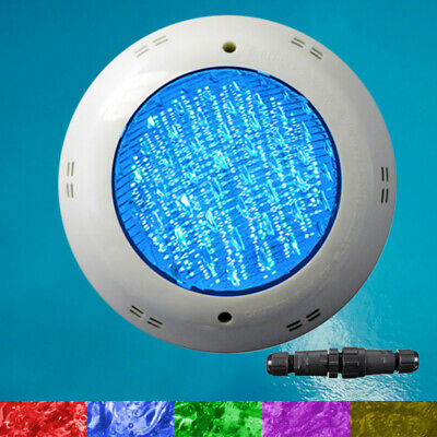 Swimming Pool Spa LED Underwater Light RGB Multi Colour Retro Fit - High Quality