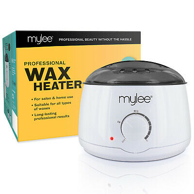 Mylee Warmer Handle Pot 500ml Wax Waxing Heater Hair Removal Depilatory Paraffin