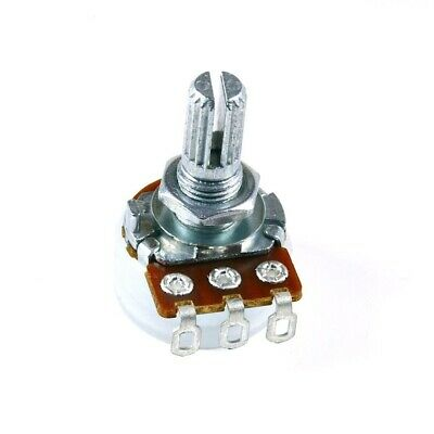 4 pcs 10K Linear Taper Potentiometer with Hardware! (4 pack)