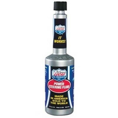Power Steering Fluid 12oz, 12p LUC10823 Brand New!