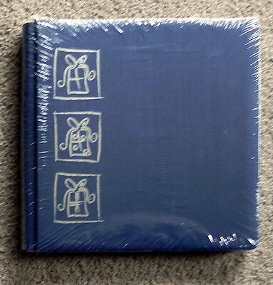 CREATIVE MEMORIES 12x12 NAVY BLUE GIFTS ALBUM BNIP & NLA