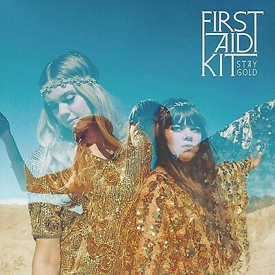 First Aid Kit - Stay Gold  Vinyl Lp + Cd Neu