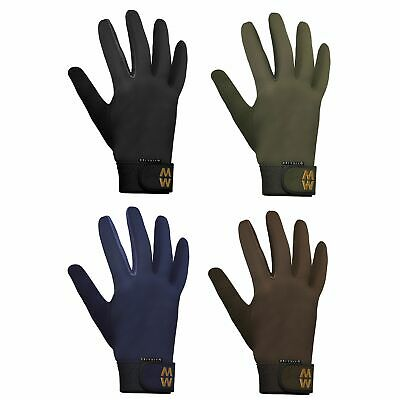 Macwet Gloves Climatec Long Cuff - grip in all conditions golf archery shooting