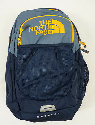2ec23fa48 THE NORTH FACE Wasatch 4.0 Backpack Laptop Compatible Bag China Cosmic Blue  NWT