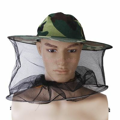 Beekeepers Veil - Lightweight - (Camouflage) - Beekeeping - Bee Hat