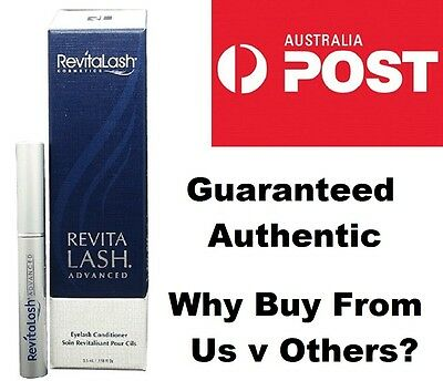 REVITALASH ADVANCED FORMULA 3.5ml (JUMBO 6 MTH SUPPLY) Longer, Fuller Lashes