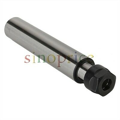C20 ER11A 100L CNC Milling Straight Collet Chuck Extension Rod