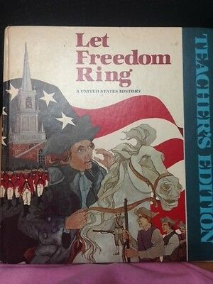 Let Freedom Ring : A History of the United States by Joseph H. Dempsey (1980,...