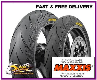 Maxxis Supermaxx Diamond MA3DS 120/70-17 120/70ZR17 motorcycle front tyre