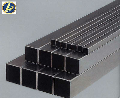"2 1/4"" x 2 1/4"" x .100"" Hot Rolled Steel Square Tubing, 48"" Long"
