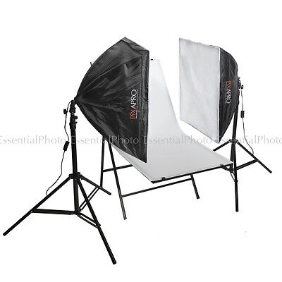 1050W Continuous Lighting Shooting Table Product Photography Kit Fast Delivery