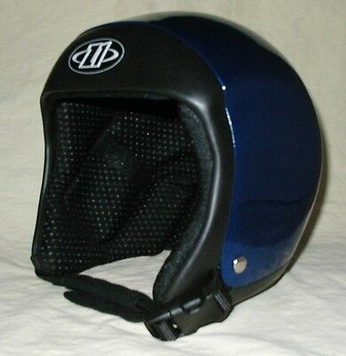 Small Metallic Blue SoftTouch Evo HP Skydiving Helmet