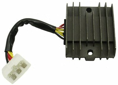 6 Pin Regulator for 150cc and 125cc GY6 engines commonly found on Scooters