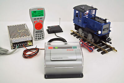 LGB PIKO G Scale 5Amp MTS DCC Wireless Starter Set NEW