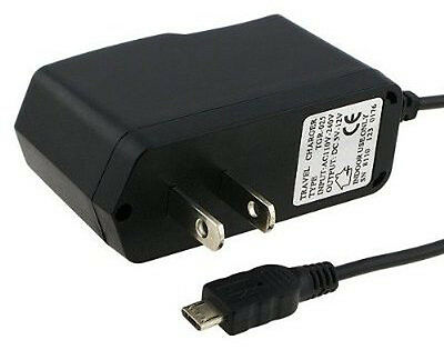 NEW - HOME TRAVEL AC WALL CHARGER FOR SAMSUNG ADMIRE SCH-R720 BEHOLD II SGH-T939