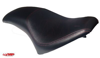 Project Chopper Bobber Custom Motorcycle Bike Leather Style Twin Seat