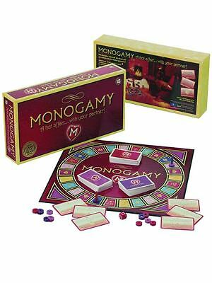 Ann Summers Monogamy Board Game For Two Play Sexy Erotic Gift Fun Present New