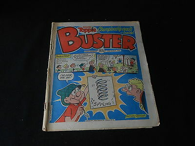 Buster Comic 17th March 1984