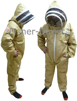 🐝 bee keepers suit ALL SIZES best price , high quality. Strong thick  cotton .