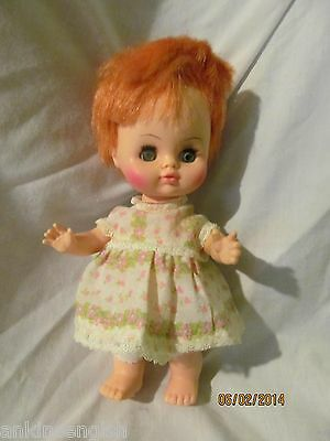 Red Haired Horsman Doll