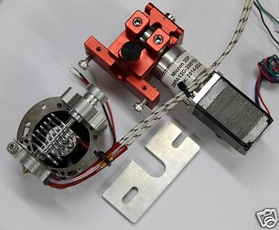 "Micron E.m.e Ltd Tiger ""all Metal"" 1.75 Mm J Head Extruder Combo"