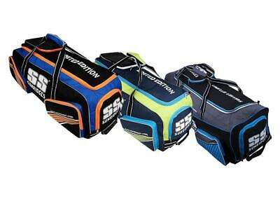 SS Limited Edition Cricket Wheelie Kit Bag - Players Grade + Free Ship +AU Stock