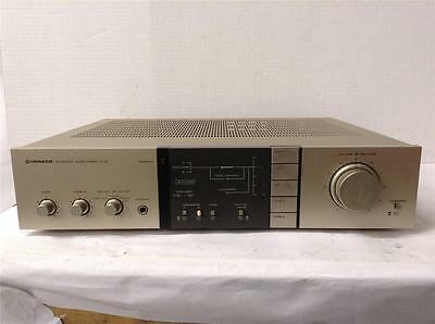 Pioneer Stereo Amplifier Model A-5         ( A-5)