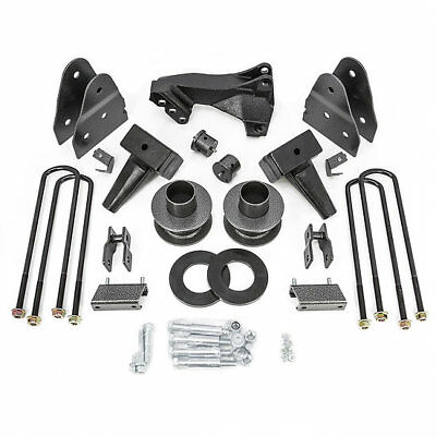 """Rugged Off Road 5-107 2.5/"""" Leveling Kit 2011-2018 Ford F250-F550 Super Duty 4WD"""