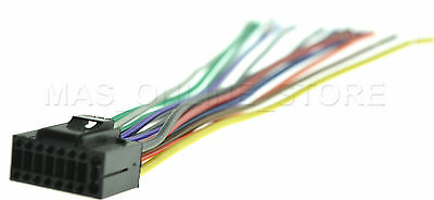 WIRE HARNESS FOR PHASE LINEAR UV7 UV-7UV7i UV-7i *PAY TODAY SHIPS TODAY*