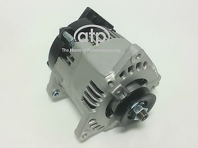 NEW CANAL BOAT ALTERNATOR HIGH OUTPUT 120 AMP A127i TYPE