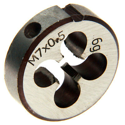 New 7mm x .5 Metric Right hand Thread Die M7 x 0.5mm Pitch