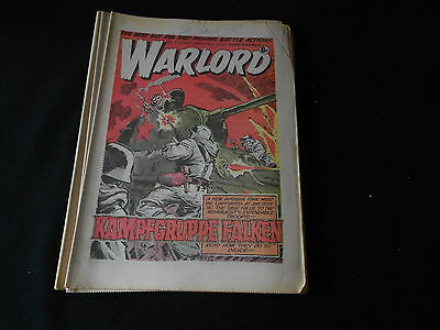 Warlord Comic issue 212 October 14th 1978