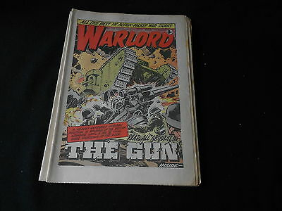 Warlord Comic issue 216 November 11th 1978