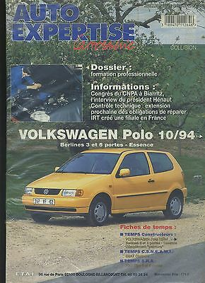 (10B) Auto Expertise Carrosserie Volkswagen Polo