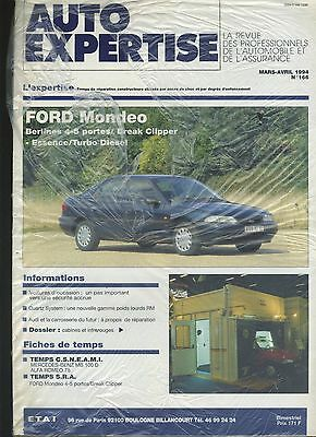 (10B) Auto Expertise Ford Mondeo