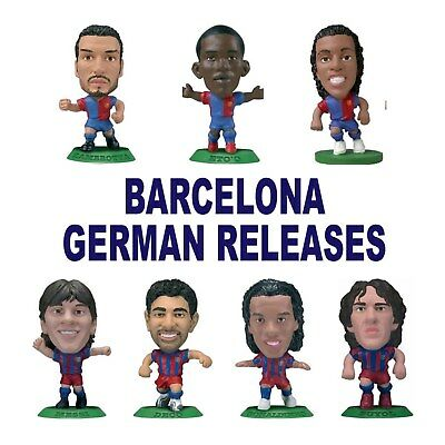 BARCELONA German Release MicroStars - Choose from 10 different figures