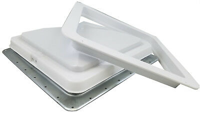 """14"""" Replacement RV Camper Roof Vent custom Heng's 71111-C  1"""" GARNISH RING"""