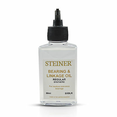 Bearing And Linkage Oil Regular 50Ml By Steiner Music
