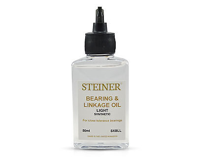 Bearing And Linkage Oil - Light 50Ml By Steiner Music