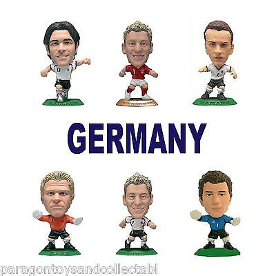 GERMANY National Team MicroStars - Choose from 6 different figures