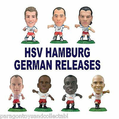 HSV HAMBURG German Bundesligia MicroStars - Choose from 10 different figures