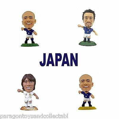 JAPAN National Team MicroStars - Choose from 4 different figures