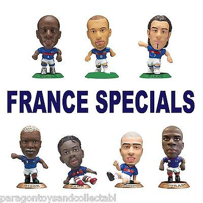 FRANCE National Team MicroStars - Special Releases choice of 12 different figure