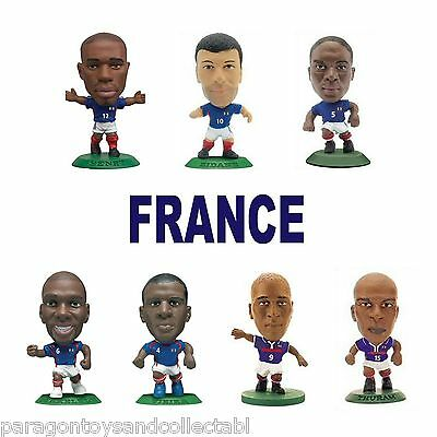 FRANCE National Team MicroStars - UK Releases choose from 11 different figures