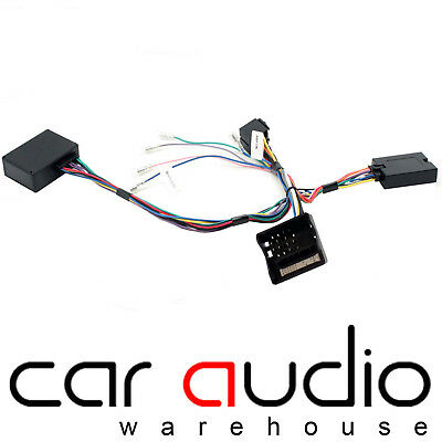 Audi A6 2004 On ALPINE Car Stereo Radio Steering Wheel Control Interface