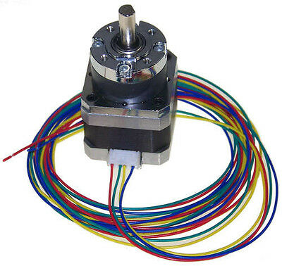 Kysan 5.18:1 Planetary Geared Stepper Motor 3D Printer RepRap Kossel Nema17